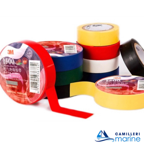 3m-vinyl-electric-tape-black-green-yellow-red-1500b.1500gy.1500r