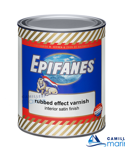 Epifanes Rubbed