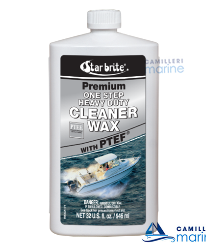StarBrite HEAVY DUTY CLEANER WAX
