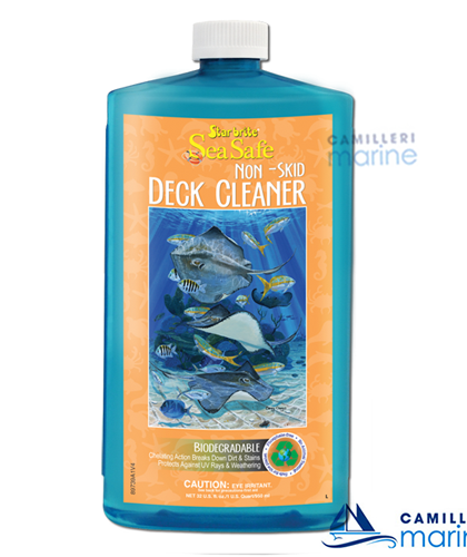 Sea Safe Non-Skid Deck Cleaner