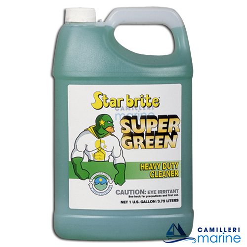 SUPER GREEN CLEANER