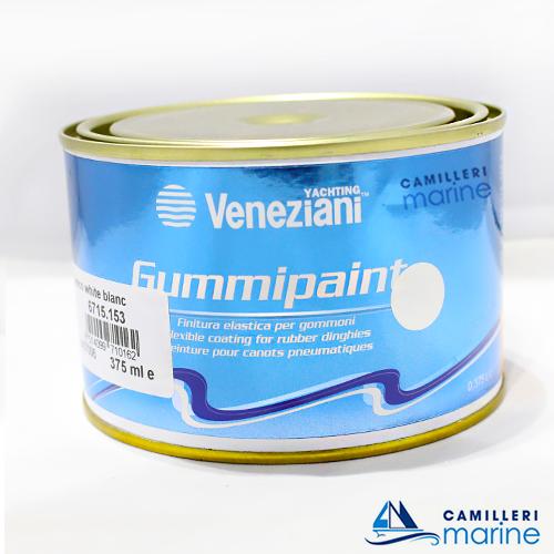 Veneziani Gummipaints white