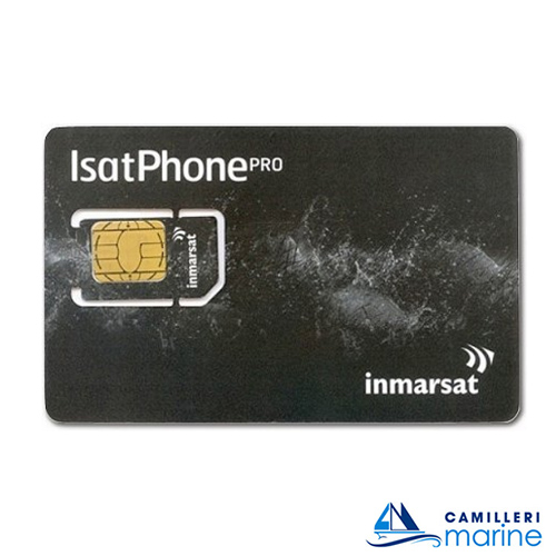 Inmarsat IsatPhone Card