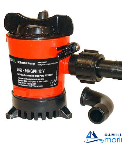 CARTRIDGE BILGE PUMPS